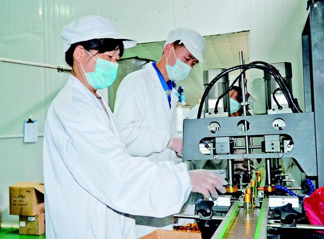 菏泽日报报道 麟源做最好的牡丹籽油