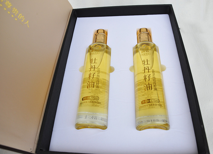牡丹籽油的特点和功效